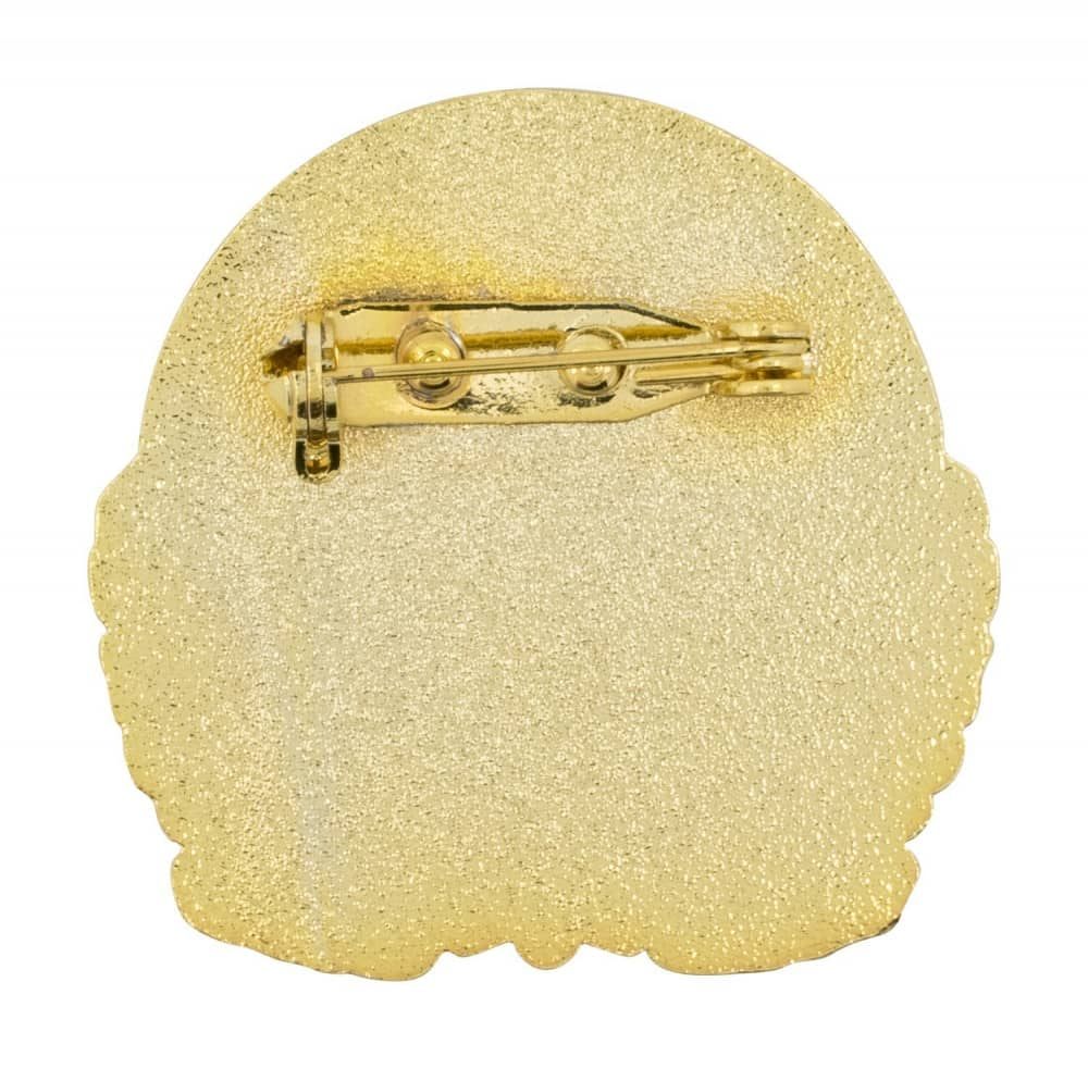 Königsabzeichen 3 gold