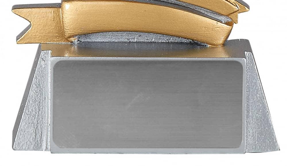 Trophäe Handballer FS61406 silber