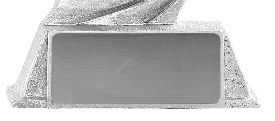 Trophäe Karten FS71437 silber