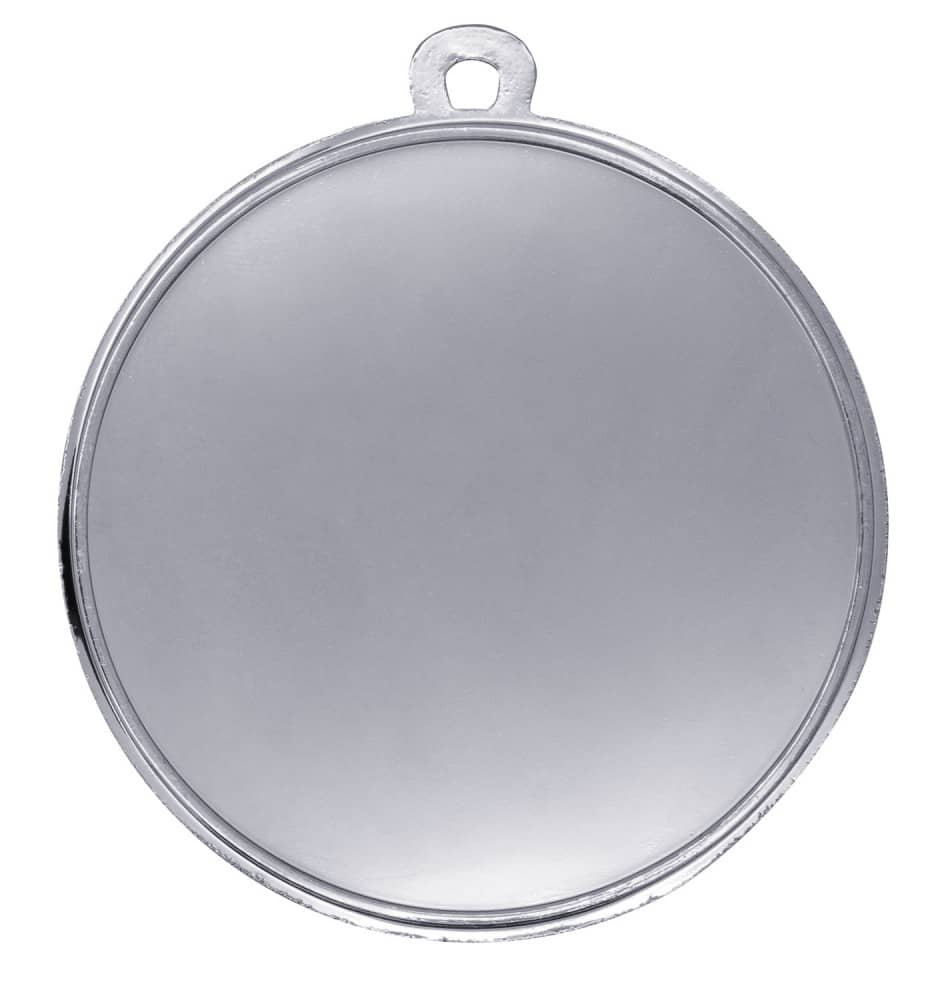 "Medaille ""Thaumas"" Ø 70 mm inkl. Wunschemblem und Kordel silber"