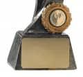 Trophäe Helm FS15851L bronze