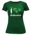 """T-Shirt """"I Love Schützenfest"""" - Damen"""