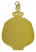Königsschild 6 gold