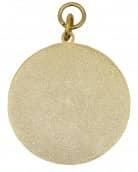 Medaille gold-schwarz