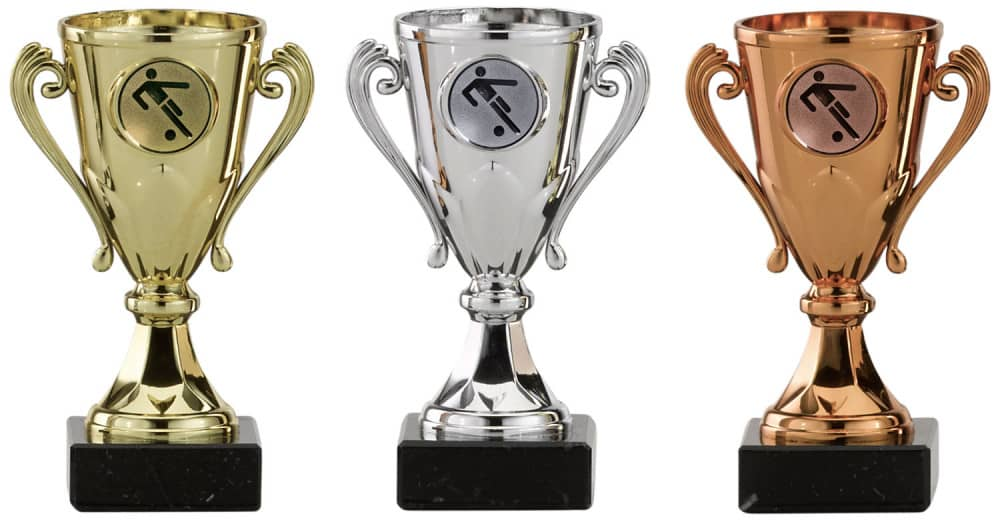 Pokale 3er Serie A103 bronze