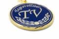 """TV-Orden """"Tagesvollster"""" Royalblau"""