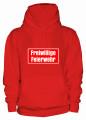 """Hoodie """"Freiwillige Feierwehr"""" - Damen"""