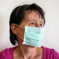 2 Stück wiederverwendbare Mund- und Nasenmaske aus Viskose