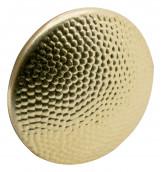 Uniformknopf 20,5 mm gekörnt gold