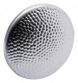 Uniformknopf 20,5 mm gekörnt silber