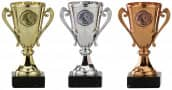 Pokerpokale 3er Serie A103-POK gold