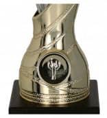 Pokale 3er Serie TRY7182 gold/silber 23,5 cm