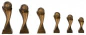 Fußballpokal 6er Serie C156 14,5 cm