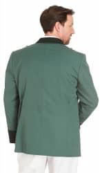 Schützenjacke Albert Schützengrün (ohne Rückenriegel)