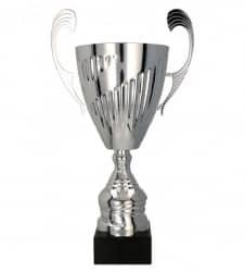 Pokale mit Henkel 5er Serie TRY7099 silber