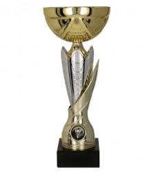 Pokale 3er Serie TRY7182 gold/silber