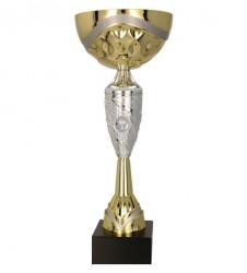 Pokale 6er Serie TRY8261 gold/silber
