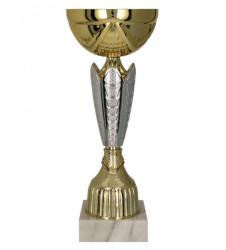 Pokale 6er Serie TRY8288 gold/silber