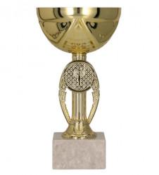 Pokale 3er Serie TRY9077 gold