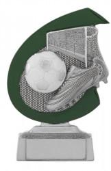 Fußballpokale 3er Serie C600 silber