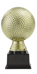 "Ballpokal ""Golf"" PF308.1-M60 gold"