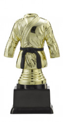 """Figurpokal """"Keikogi"""" PF351.1-M60 gold"""