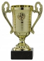 Pokale mit Henkel 4er Serie A305 gold