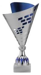 Pokale 3er Serie A316 silber/blau