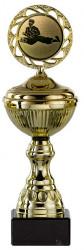 Karatepokale 6er Serie S148-KARA gold mit Deckel