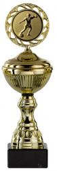 Fußballpokale 6er Serie S148-FB gold mit Deckel