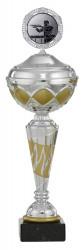 Pokale 6er Serie S429 silber/gold