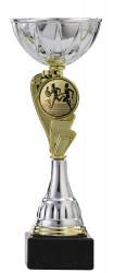 Pokale 12er Serie S764 silber/gold