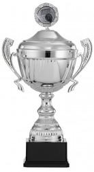 Handballpokale mit Henkel 6er Serie S916-HA silber