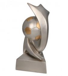 Fußballpokale 3er Serie TRY-RP110 silber gold