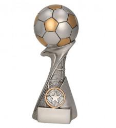 Fußballpokale 3er Serie TRY-RP400 silber gold
