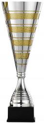 Pokale 3er Serie S967 silber/gold