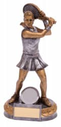 Figur Tennisspielerin RF-18054