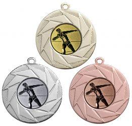 """Medaille """"Briareos"""" Ø 50 mm inkl. Wunschemblem und Kordel"""