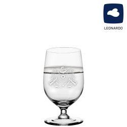 Leonardo Wasserglas 300ml Ciao+ mit Schützenlogo