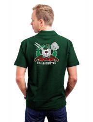"""Poloshirt """"Grillschütze"""""""
