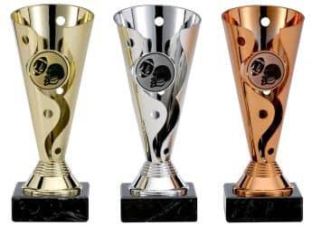 Footballpokale 3er Serie A100-AF