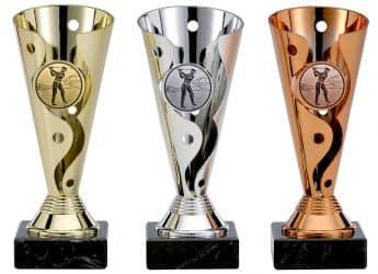 Golfpokale 3er Serie A100-GOLF