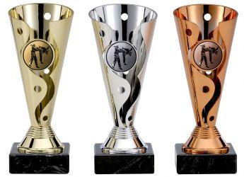 Karatepokale 3er Serie A100-KARA