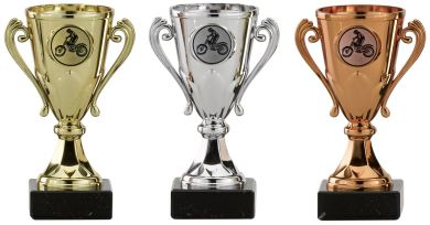 Motocrosspokale 3er Serie A103-MOTO