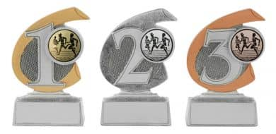 Pokale 3er Serie C602 silber