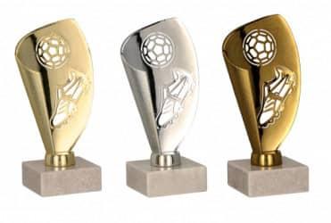 Fußball-Pokale 3er Serie TRY-9081