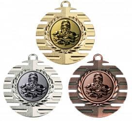 "Medaille ""Hemera"" Ø 50 mm inkl. Wunschemblem und Kordel"