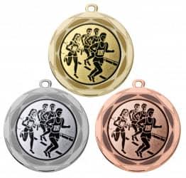 """Medaille """"Lachesis"""" Ø 70 mm inkl. Wunschemblem und Kordel"""