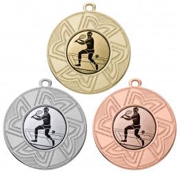 """Medaille """"Ourea"""" Ø 50 mm inkl. Wunschemblem und Kordel"""