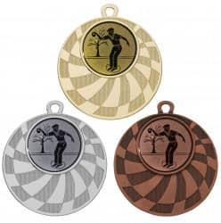 "Medaille ""Phorkys"" Ø 50 mm inkl. Wunschemblem und Kordel"